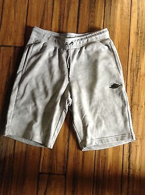 d50fa6f433fa Jordan Fadeaway Mens 884275-073 Matte Silver French Terry Athletic Shorts