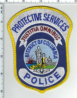 District of Columbia Protective Services Police (Washington, DC) Shoulder Patch