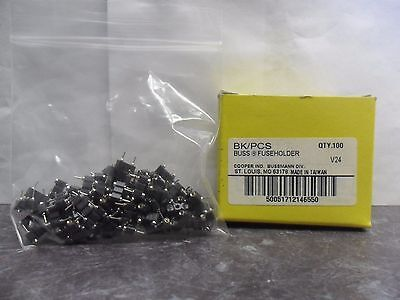 New Lot Bussmann BK/PCS Fuse Holder NIB