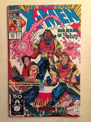 The Uncanny X-Men #282 (Nov 1991, Marvel)/1st Bishop App & Cover/NM