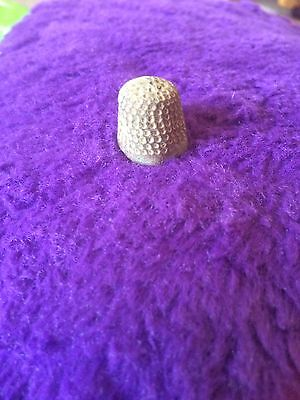 Antique 11th Century Beehive Thimble