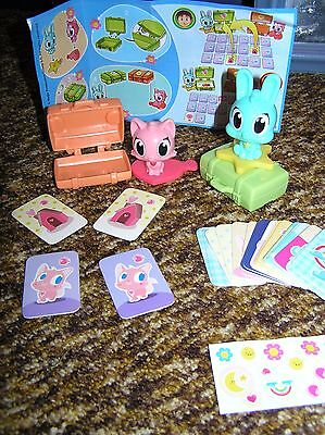 KINDER EGG Surprise Maxi toy FT-3-108, cat & rabbit matching game mini suitcases