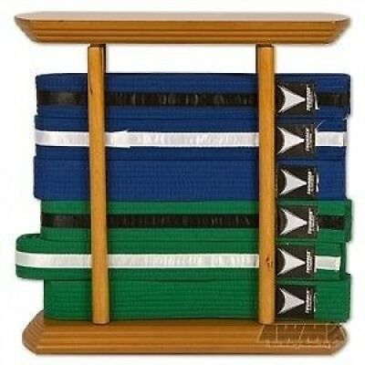 Rectangular Stacker Belt Display - 6 Level. AWMA. Shipping Included