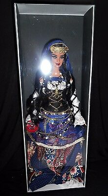 Gypsy ~ Fortune Teller Barbie Doll world traveler Gypsies crystal ball collector