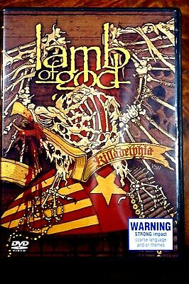 Lamb Of God - Killadelphia  - Lightly Used DVD