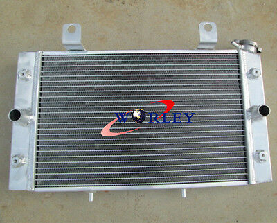 Aluminum RADIATOR FOR YAMAHA RHINO 700 08-11 09 10 2011 2010 2009 2008