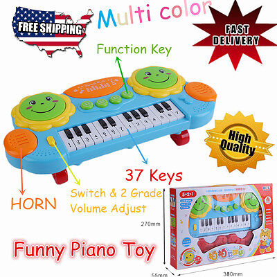 KIDS Toddler Infant Musical Piano Developmental Toys Early Educational Game WIN8