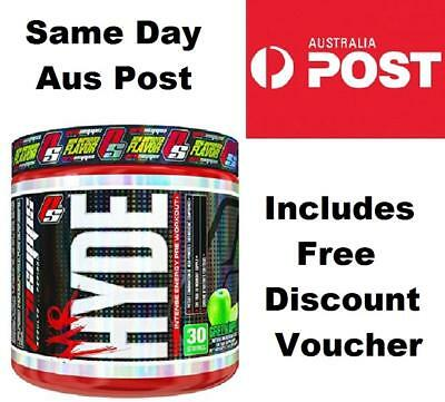 Pro Supps MR HYDE Pre Workout 30 Servings Energy Focus Pre Trainer Prosupps