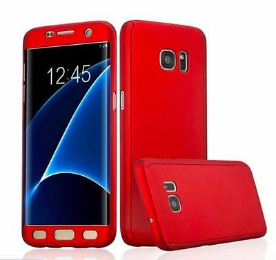 New Luxury Hybrid 360° New Shockproof Flip Case Cover for Samsung Galaxy Phones