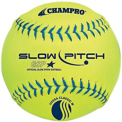 (28cm ) - Champro Durahide cover, USSSA Slow Pitch. Free Shipping