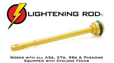 TECHT Lightening Rod Upgrade for all Tippmann A5s, X7s, 98s, and Phenoms
