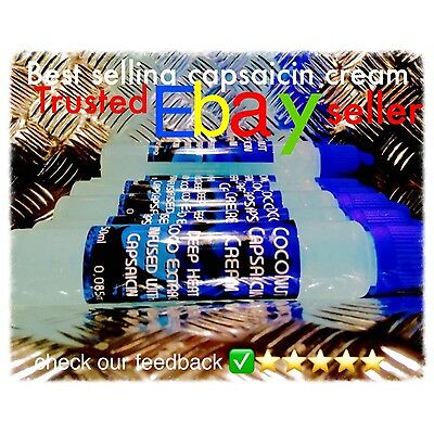Double Action Muscle Rub & Analgesic.100% Pure Natural Premium Coconut Cream®