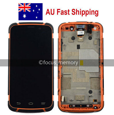 ZTE T84/Telstra Tough Max Lcd Display Assembly+Touch Digitizer+Frame Australia