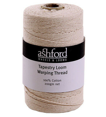 Ashford Tapestry Loom Warping Thread 200g for Weaving