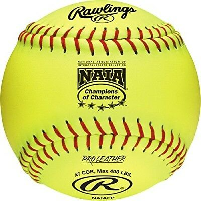Rawlings Sporting Goods Collegiate Softball Official NAIA Championship, 30cm