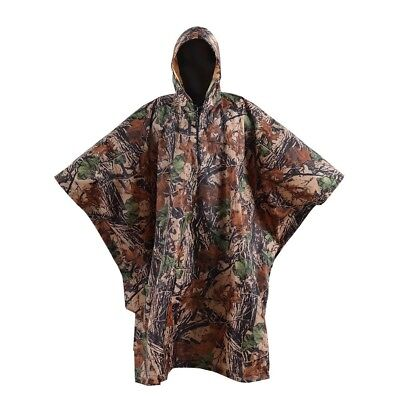 (Realtree Camo - 210T Polyester Taffeta) - OneTigris Outdoor Multifunctional Pon