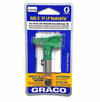Graco Rac X FFLP 308 Fine Finish Paint Spray Tip Size 308