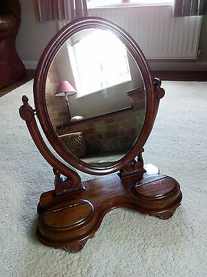 Victorian Antique Mirror