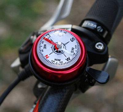 Hot Bell Bike Road Bicycle With The Compass Handlebar Sounds For Metal Ring