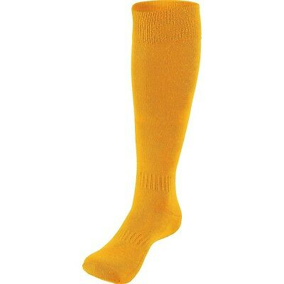 (GLD, Light Gold) - COMPETE SOCK - ADULT Holloway Sportswear. Delivery is Free