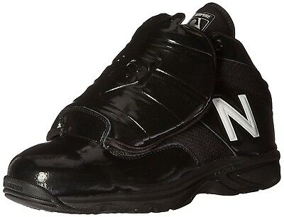 (13 2E US, Black/White) - New Balance Men's MU460V3 Baseball Shoes. Best Price