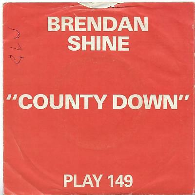 "Brendan Shine - County Down - 7"" Single"