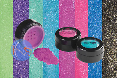 Stargazer Glitter & Neon  Eye Dust Eye Shadow Powder Various Colours Available.