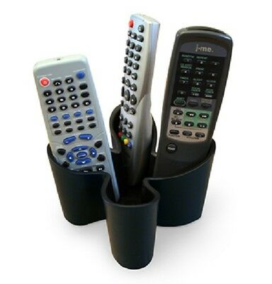 Charcol Cozy Remote Control Tidy by J-Me