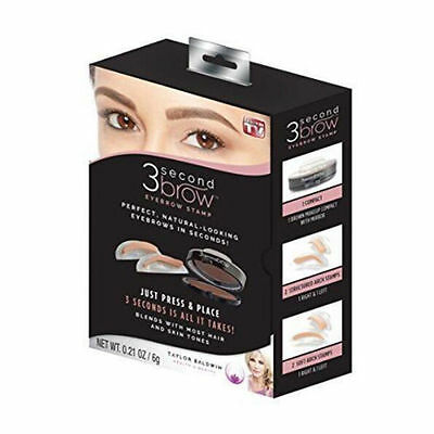 3 Second Brow Eyebrow Stamp Perfect Natural Looking Eyebrows Hot