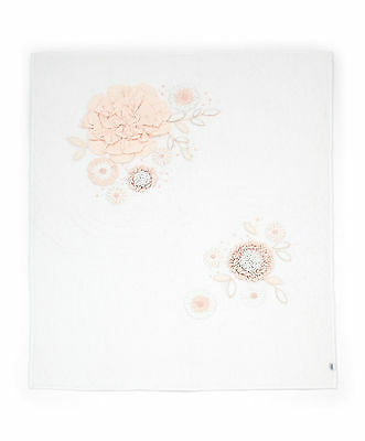 Mamas & Papas Ava Rose Cot/Cotbed Coverlet
