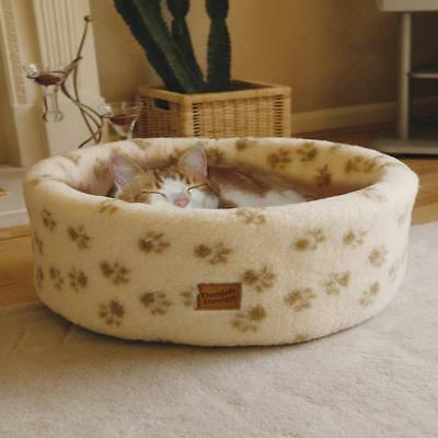 Danish Design Cat Cosy Bed Pet Suppies Cat Supplies Warmth And Cosy Lit Cat Beds