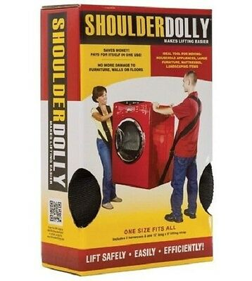 Nielsen Products LD2000 2-Person Shoulder Dolly - Quantity 1