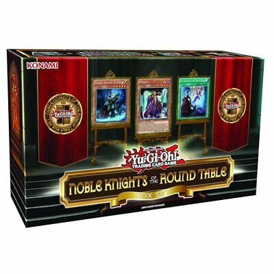 Yu-Gi-Oh  The Noble Knights of the Round Table Box Set