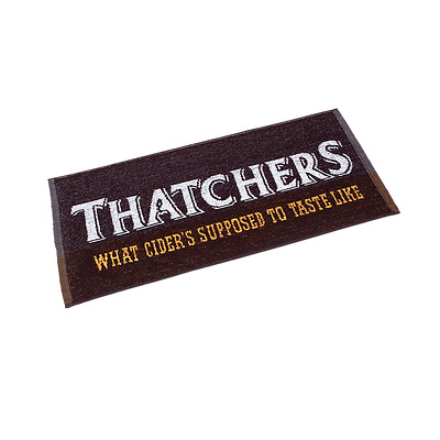 Thatchers Cider Bar Towel - Bar/Home/Collectable - FREE P&P