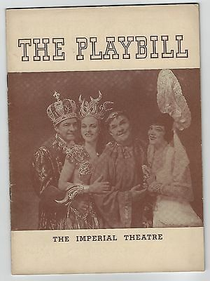 "1942? Playbill Irving Berlin's ""Louisiana Purchase"" The Imperial Theatre"