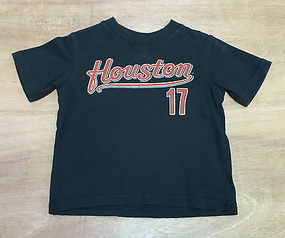Houston Astros - 12 Months Old - Lance Berkman - MLB Baseball T-Shirt