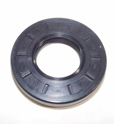 "TCM Oil Seal 1.181"" X 2.441"" X 0.394"" Dual Lip 30X62X10TC-BX"