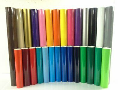 "24"" SIGN VINYL: 4 Rolls, 10'ea, 26 Colors,  Made In America by precision62"