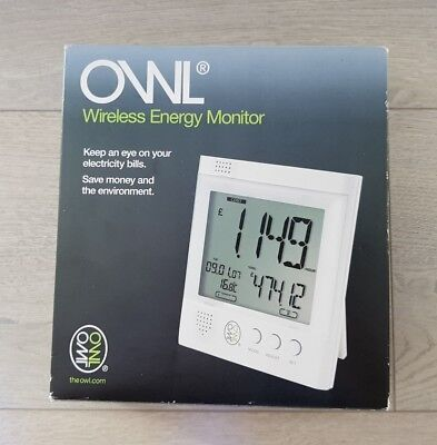 OWL Wireless Energy Electricity Monitor - NEW