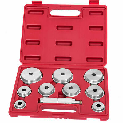10 PCS Wheel Bearing Race and Seal Driver Set Car Garage Tool Kit