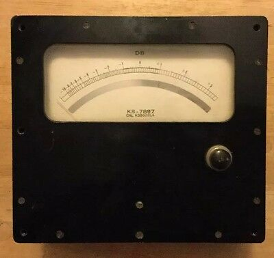 WESTON METER Model 508, Antique, Vintage