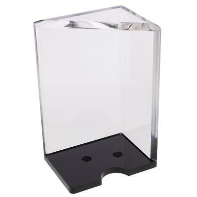 8 Deck Playing Card Discard Tray for Casino Blackjack Tables Card Game Use