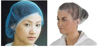 Disposable Nylon Mesh Hair Nets Hair Covers - Food Hygiene Premium Quality