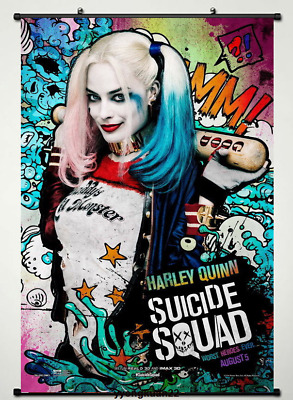 Hot Movie TV Shows - Suicide Squad 2016 1  Poster 40*60cm
