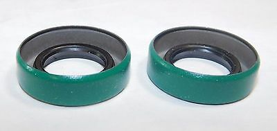 "SKF Oil Seals .656"" x 1.124"" x .313"" QTY 2 6523"