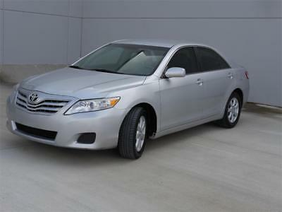 2011 Toyota Camry LE 2011 TOYOTA CAMRY LE 4CYL