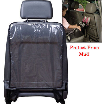 1X Baby Kids Car Seat Anti-kick Protective Pad Cover Back Protect Guard Child