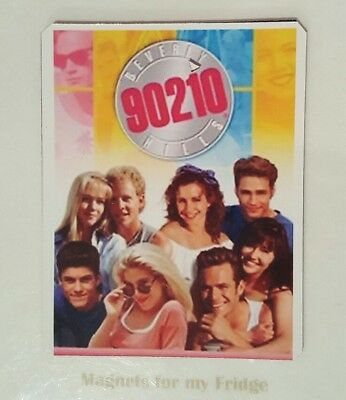 The Original Beverly Hills 90210 Tv Series Fridge Magnet - M400