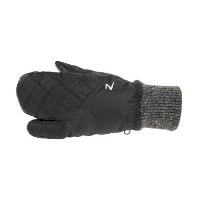 Horze Padded 3-Finger Winter Mittens - Horse Riding Gloves