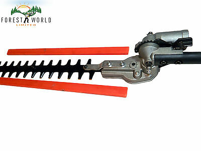 Pole saw ,4 in1Multi tool hedge trimmer head,fit various mashines 26 mm 9 spline